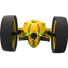 Jumping Race parrot tuk tuk jumping race minidrone yellow