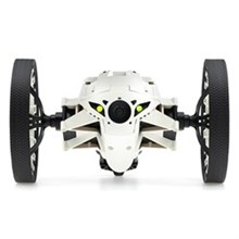 Jumping Sumo parrot jumping sumo minidrone white